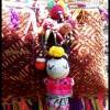 ตุ๊กตาห้อยพวงกระเป๋า 00468/ Hmong Doll Bag Charm 00468