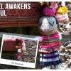 ตุ๊กตาห้อยพวงกระเป๋า 00466/ Hmong Doll Bag Charm 00466