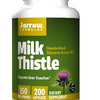 Milk Thistle 150 MG  (Standardized Silymarin) 200 Capsules