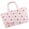 Authentic!! CHER Pink Tote Bag  กระเป๋าสะพายไหล่ CHER Pink Tote น่ารัก สะพรั่งแบบเกิร์ลลี่ญี่ปุ่น