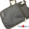 Samsonite Securi-3 RFID Blocking Hidden Neck Wallet กระเป๋าซ่อนตังค์ แบบคล้องคอ สีน้ำเงินเข้ม (Dark Blue)