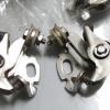 ทองขาว ซ้าย ขวา CB500 CB750