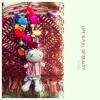ตุ๊กตาห้อยพวงกระเป๋า 00463/ Hmong Doll Bag Charm 00463