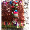 ตุ๊กตาห้อยพวงกระเป๋า 00461/ Hmong Doll Bag Charm 00461
