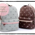 J.estina Flower Backpack