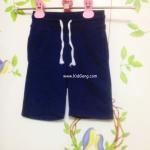 กางเกงเด็กผ้านิ่มสีน้ำเงินกรมท่า H&M ไซส์ 98,110,116,122