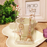 Ballet Girl @Eiffel Crystal Case 820