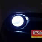 ไฟตัดหมอก Super LED 11W ตรงรุ่น MU-X 6000k
