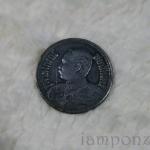 เหรียญช้างสามเศียร รัชกาลที่5 (เหรียญหนวด) สภาพสวย