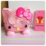 พัดลม Hello Kitty