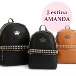 J.estina Amanda Backpack