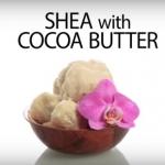 Shea with Cocoa Butter เชียผสมโคโค่บัตเตอร์ 50g