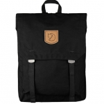 Fjallraven - Foldsack No.1 Black สีดำ