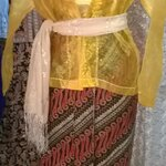 ชุดอินโดนีเซีย หญิง