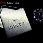 Rolex Daytona Dial's Metal Box