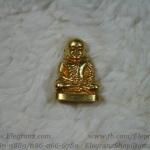 หลวงพ่อเงิน รุ่นมงคลเกษม 60 พรรษา ปี36 หลวงพ่อเกษม เขมโก อธิษฐานจิต ทองคำ 22.2กรัม