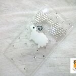 Little Sheep Crystal Case 625
