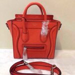 Celine nano 20 cm new color on shop to day  Come back again. Have stock na ka.