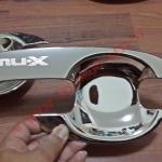 เบ้ารองมือเปิดกันรอย 4ชิ้น MU-X