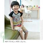 เสื้อผ้าเด็ก SpiderS เทา (CI & SI)ไซส์ 90,100