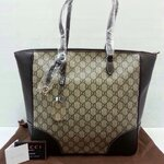 New!! Gucci shopping bag