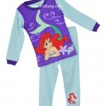 ชุดนอนเด็ก GCP_BABY  ลาย เงือกน้อย ไซส์ 2,5 ปี