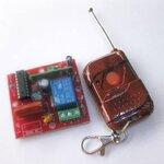 RF-1 รีโมท คอนโทรล 1 ช่อง  ใช้ไฟ AC 220V