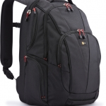 CASE LOGIC - Laptop +Tablet Backpack (BEBP-215) สีดำ