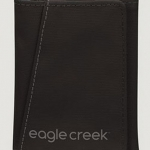 Eagle Creek - กระเป๋า สตางค์ 3 พับ มีตีนตุ๊กแก ป้องกันการสแกนบัตร Travel Gear RFID Tri-Fold Wallet