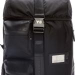 """Y-3 """"Yohji Yamamoto adidas"""" - MOBILITY BACKPACK สีดำ"""
