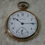 Burlington Pocket Watch
