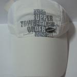หมวกแก๊ป - ขาว