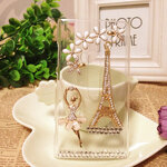 Ballet Girl @Eiffel Crystal Case 920