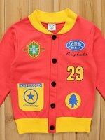 เสื้อแจ็คเก็ต CISI ด้านหน้า สกรีนลายอาม เลข29 ด้านหลัง สกรีน M Rainbow มีฮูทเห่ห์ๆ สไตล์เกาหลี