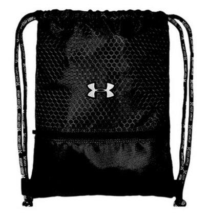 Under Armour - Drawstring Backpack - Black (ดำ)
