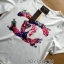 พร้อมส่ง เสื้อผ้าแฟชั่น เซ็ตเสื้อคอกลมสีขาว thumbnail 10