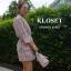 พร้อมส่ง Mini dress ทรงสูท คอปก thumbnail 5