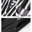เสื้อผ้าเกาหลี พร้อมส่ง เสื้อลายทางกับกางเกงทรงกระบอก thumbnail 7
