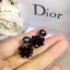 พร้อมส่ง ต่างหูเพชร CZ งานจิวสไตล์ Dior thumbnail 2