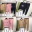 เสื้อผ้าเกาหลี พร้อมส่ง เสื้อ+กางเกงCHANEL thumbnail 13