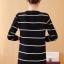 เสื้อเกาหลี พร้อมส่ง เสื้อคลุมมี 3 สี thumbnail 8