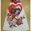 ชุดเดรสเกาหลี พร้อมส่ง Maxi Dress ปัก thumbnail 8