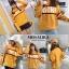 เสื้อเกาหลีพร้อมส่ง เสื้อไหมพรมแขนยาว thumbnail 3