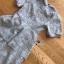 เดรสลูกไม้ พร้อมส่ง เดรสผ้าลูกไม้ สีเทาอ่อน thumbnail 10