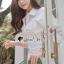 เดรสเกาหลี สวยเก๋ลุคสาวสมาร์ท พร้อมส่ง thumbnail 3