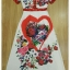ชุดเดรสเกาหลี พร้อมส่ง Maxi Dress ปัก thumbnail 9