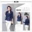 เสื้อเกาหลี พร้อมส่ง Blazer งานยีนส์ thumbnail 2