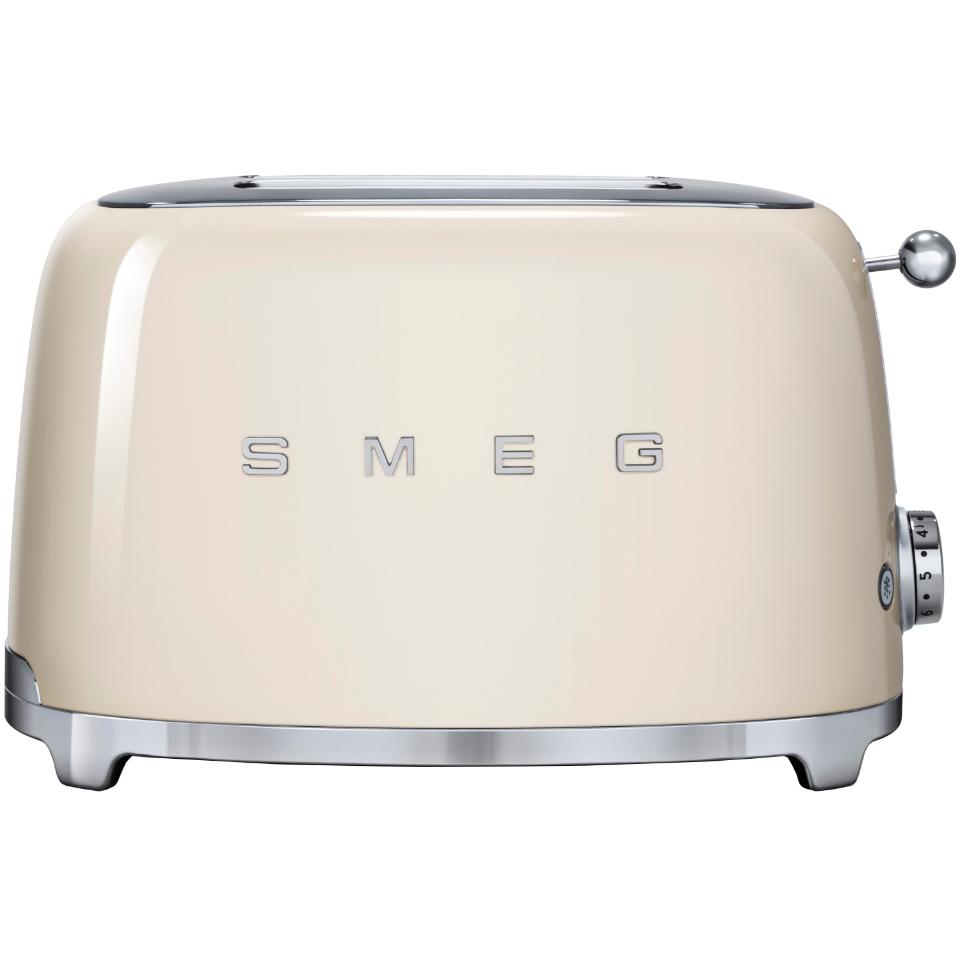 เครื่องปิ้งขนมปัง Smeg รุ่น TSF01CREU
