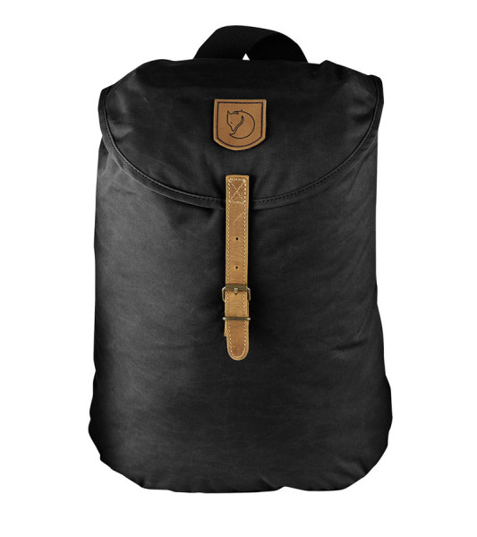 Fjallraven -Greenland Backpack Black สีดำ