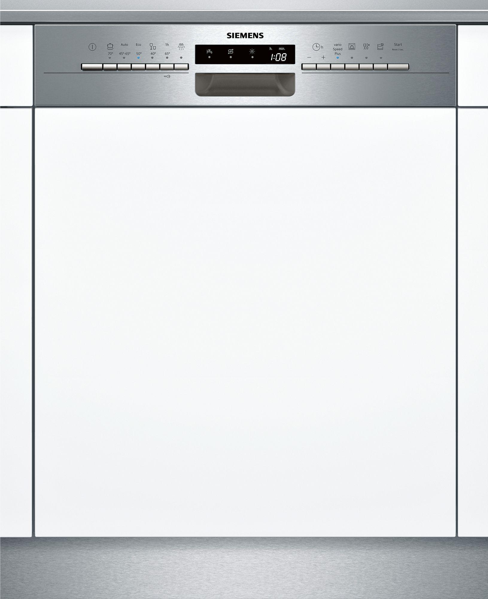 เครื่องล้างจานอัตโนมัติ SIEMENS รุ่น SN536S03IE